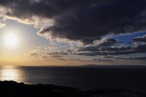 Heysham sunset